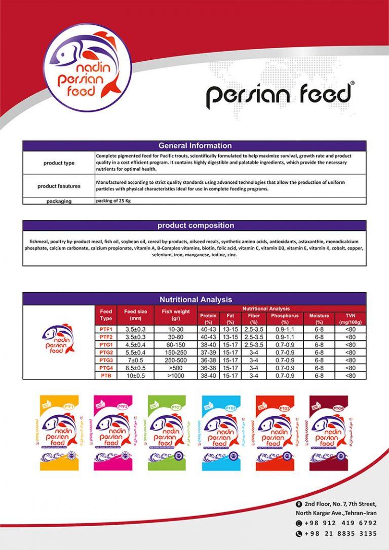 خوراک آبزیان | غذا ماهی | لیست قیمت غذا خوراک ماهی | خط تولید خوراک آبزیان